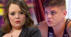 //catelynn lowell tyler baltierra refusing attend teen mom og reunion rehab miscarriage pp