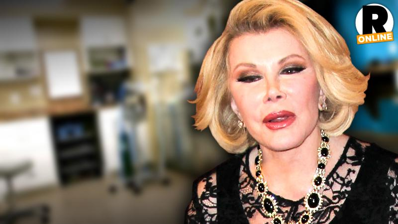//joan rivers doctors failed treat vital signs pp sl