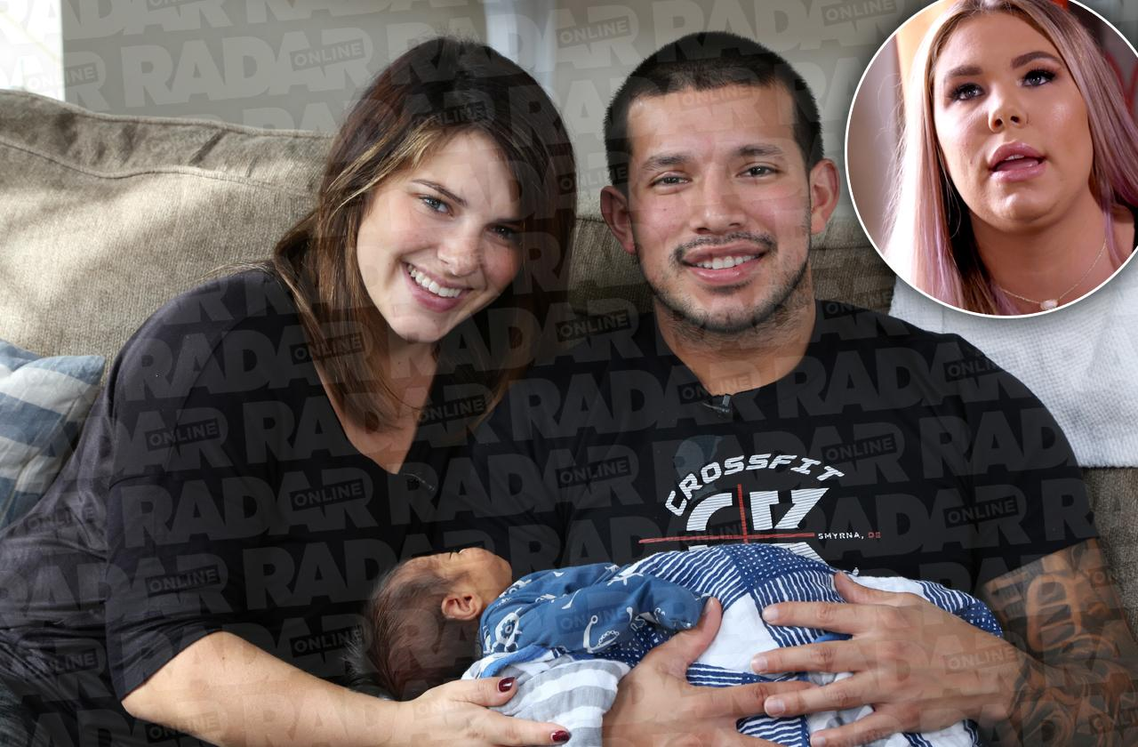 javi marroquin girlfriend lauren comeau kailyn lowry co-parenting relationship