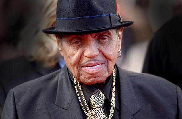 Joe Jackson Hospitalized Los Angeles