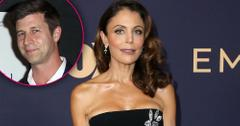 'RHONY' Star Bethenny Frankel Reunites and Holds Hands With Ex Paul Bernon