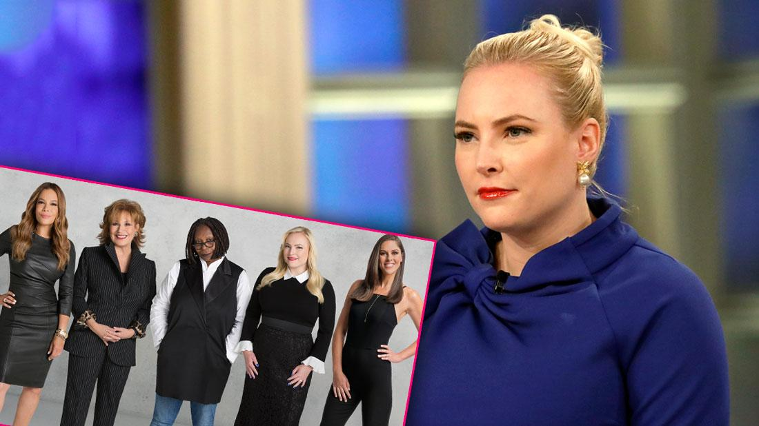 Meghan McCain Thinking Of Leaving 'The View' After Feuds