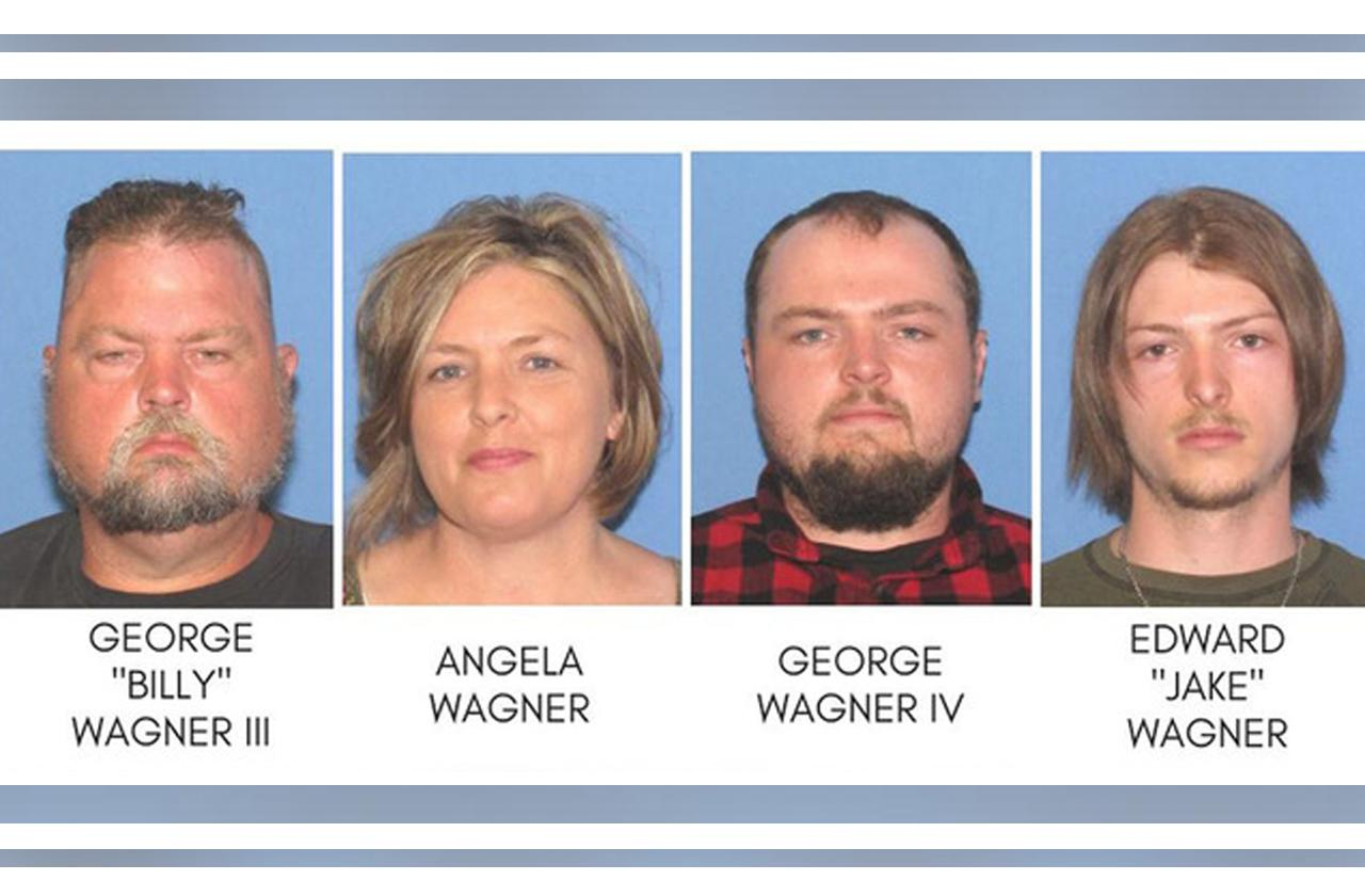Ohio Family Murders Shot Trailer Arrests