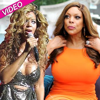 //beyonce wendy williams