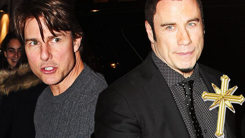 //tom cruise john travolta feud scientology tapes reveal fight over battlefield earth pp