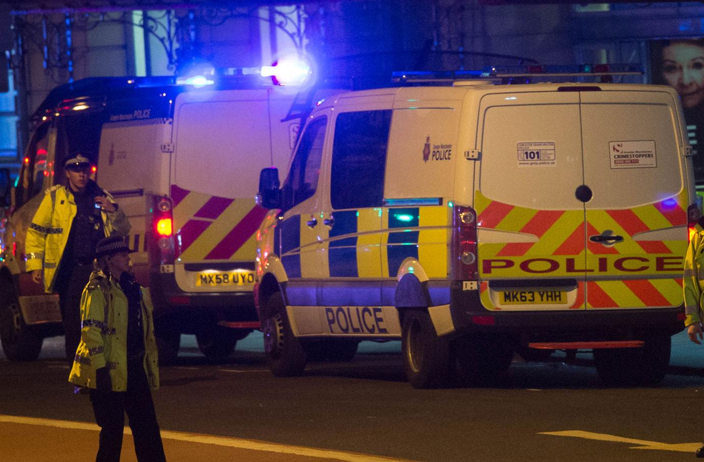 Manchester Terror Network Arrested More Expected