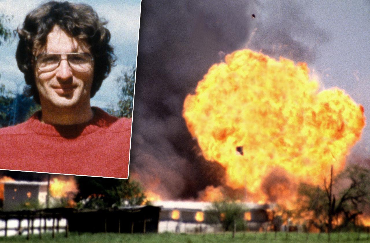 David Koresh Waco Fire Escape