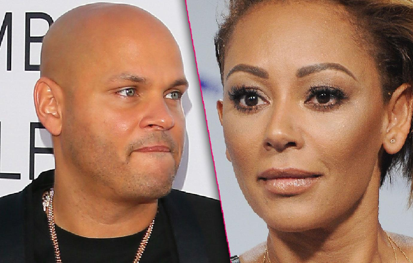 Mel B And Stephen Belafonte Divorced