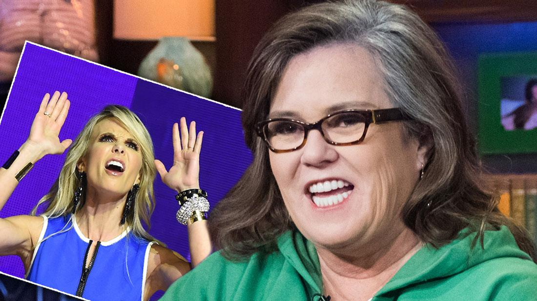 Rosie O'Donnell Laughs At Elisabeth's Reaction To Her Crush