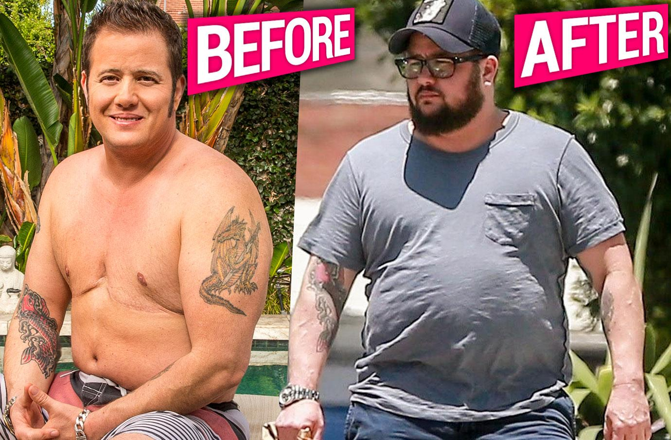Chaz Bono – Cher's Kid's Extreme Weight Loss And Gains Are Killing Him