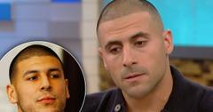 Aaron Hernandez Brother Guilt Over Sexual Abuse As Teen