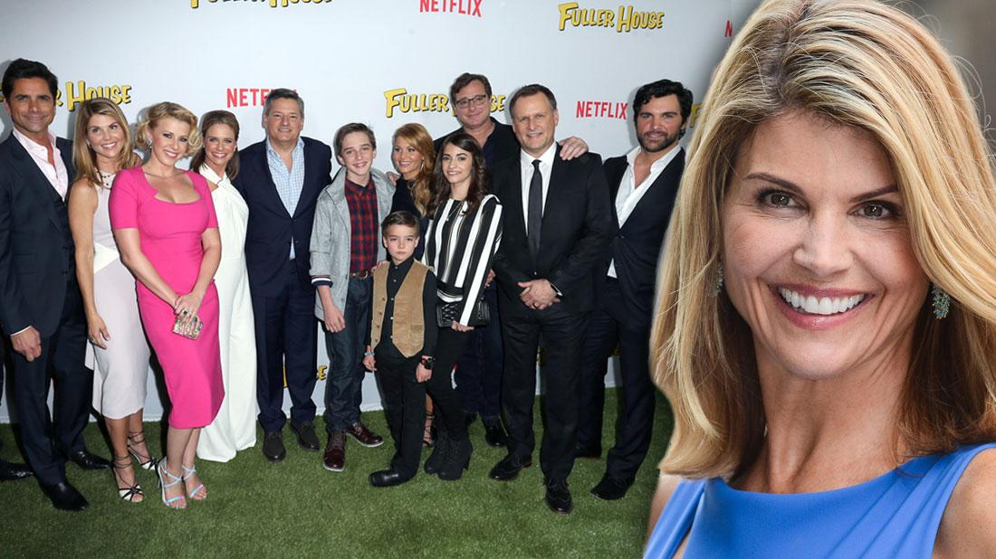 Lori Loughlin In Secret Talks To Rejoin 'Fuller House' Amid College Bribe Scandal