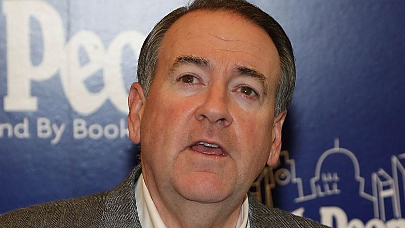 Co-Author Of Mike Huckabee Books Accused Of Child Molestation