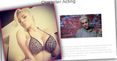 //coutney stodden acting video pp