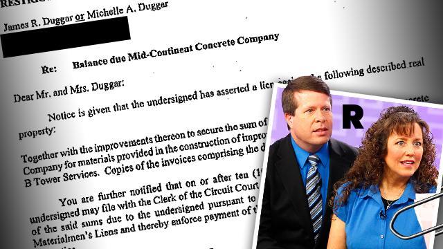 Duggar Debts Lawsuits Revealed