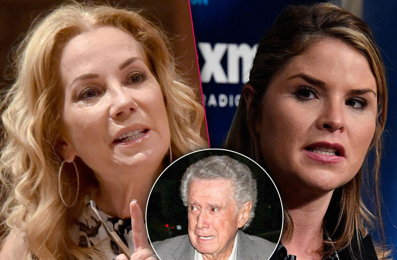 //kathie lee gifford doesnt want jenna bush today show co host pp