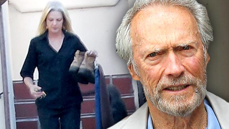 //clint eastwood new girlfriend short marriage hell pp
