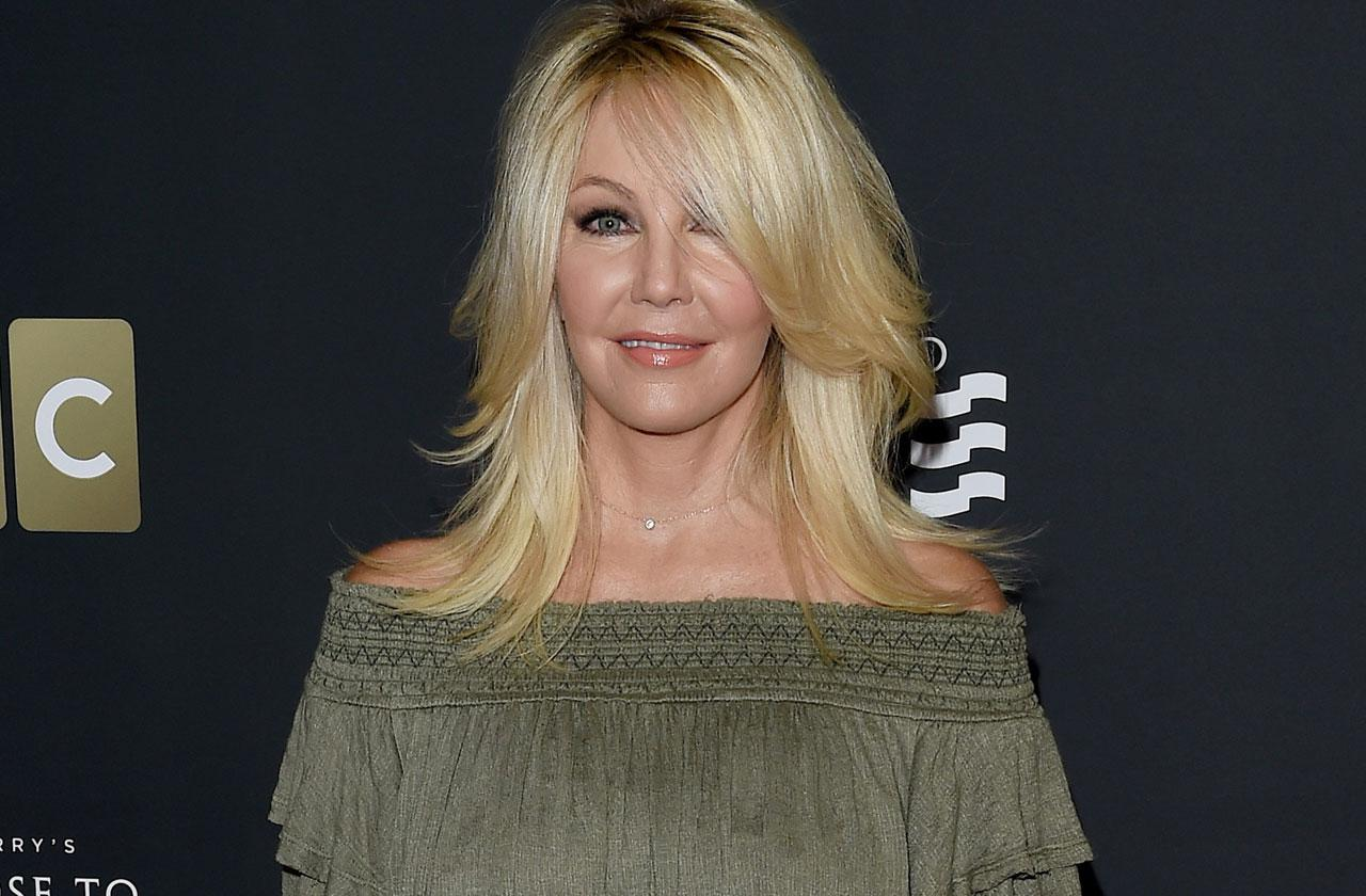 Heather Locklear To Leave Rehab One Month