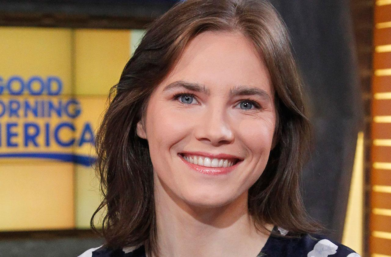 Italy Pay Amanda Knox 20K For Mistreatment Murder Trial