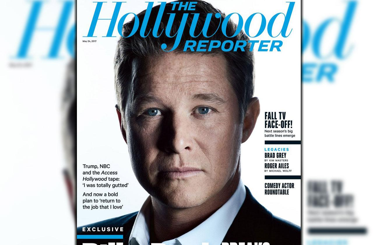 Billy Bush Donald Trump Access Hollywood Tape Confession