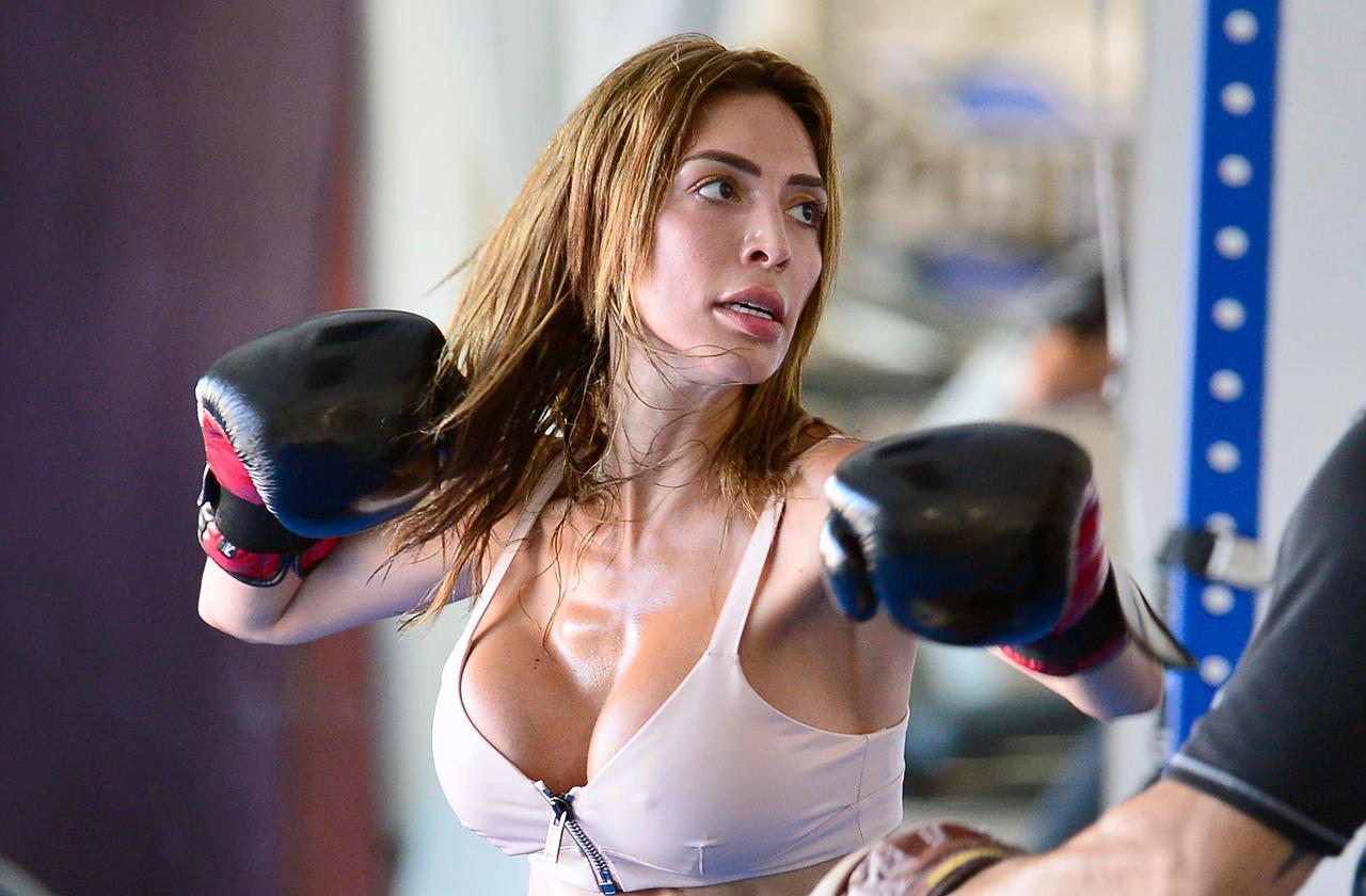 farrah abraham sued celebrity boxing match lawsuit response