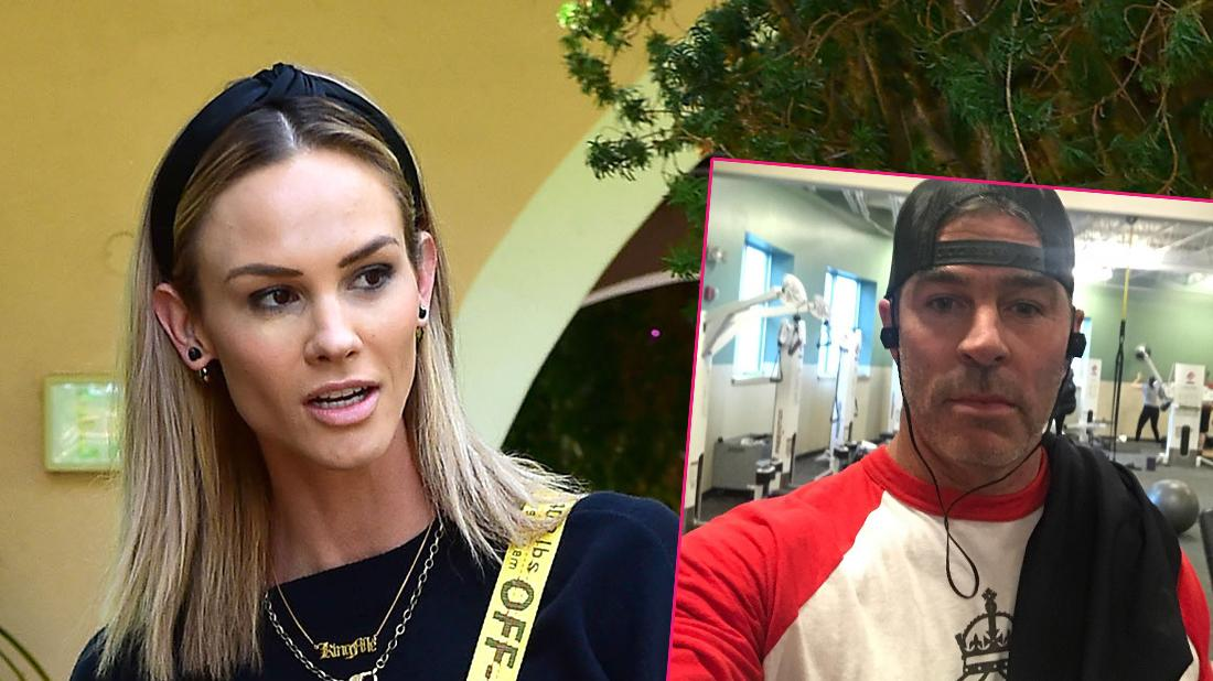 Meghan King Edmonds Says Ex Jim Ran Off With Threesome Partner