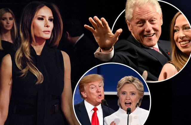 //hillary clinton donald trump debate las vegas bill accusers pp