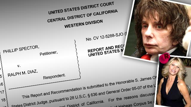 Phil Spector Murder Conviction Petition Overturn Denied