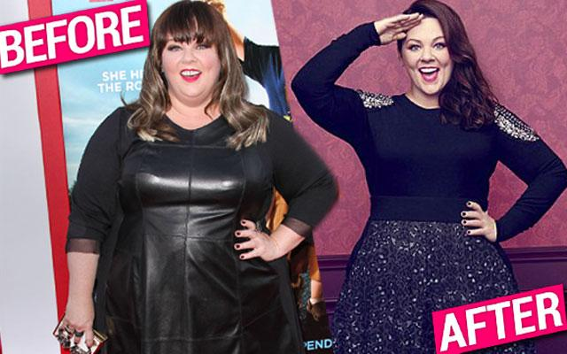 Melissa McCarthy Weight Loss Transformation Clothing Line
