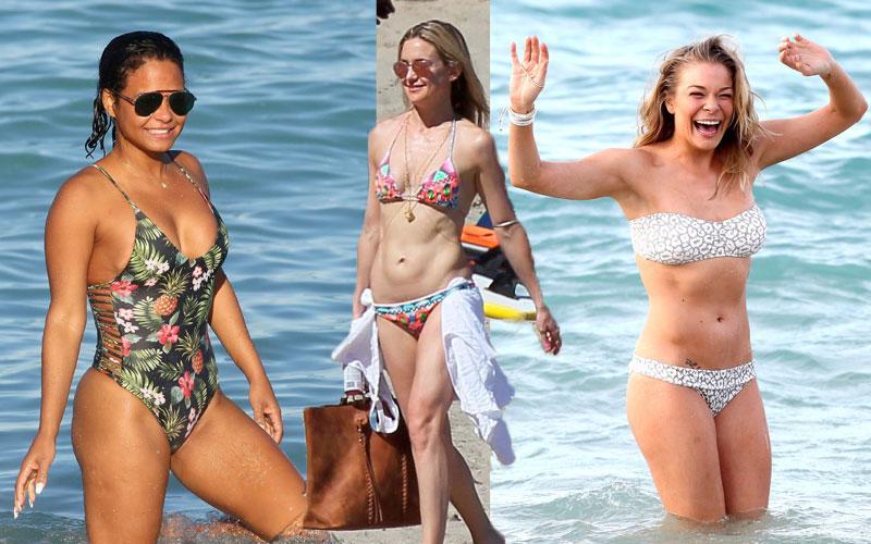 //Best Celeb Bikini Bodies Their s pp