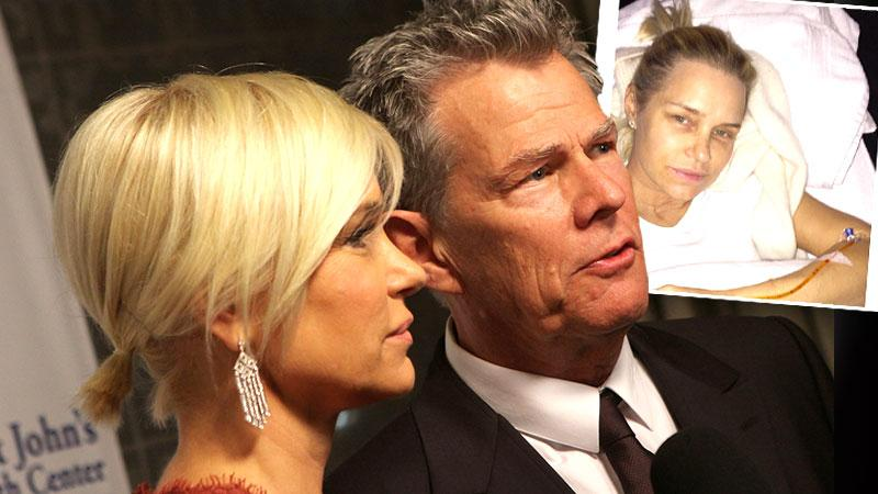 David Foster Yolanda Foster Real Housewives of Beverly Hills Lyme Diseas