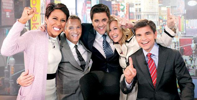 Good Morning America Crisis As Anchors Demand More Money
