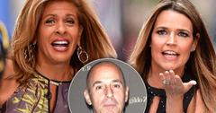 //Savannah Hoda Matt Lauer TV Return pp