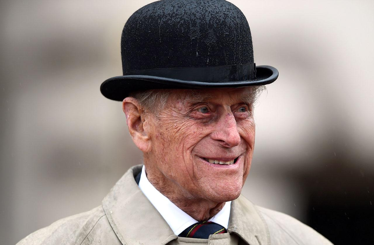 Prince Philip Not Face Charges Over Car Crash