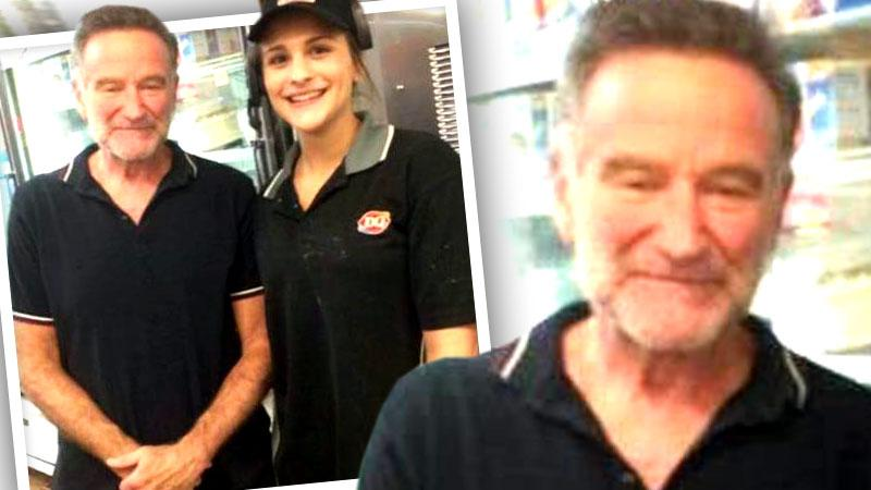 //robin williams last photo before suicide pp sl