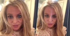 Britney Spears Posts Health Update Video After Entering Rehab