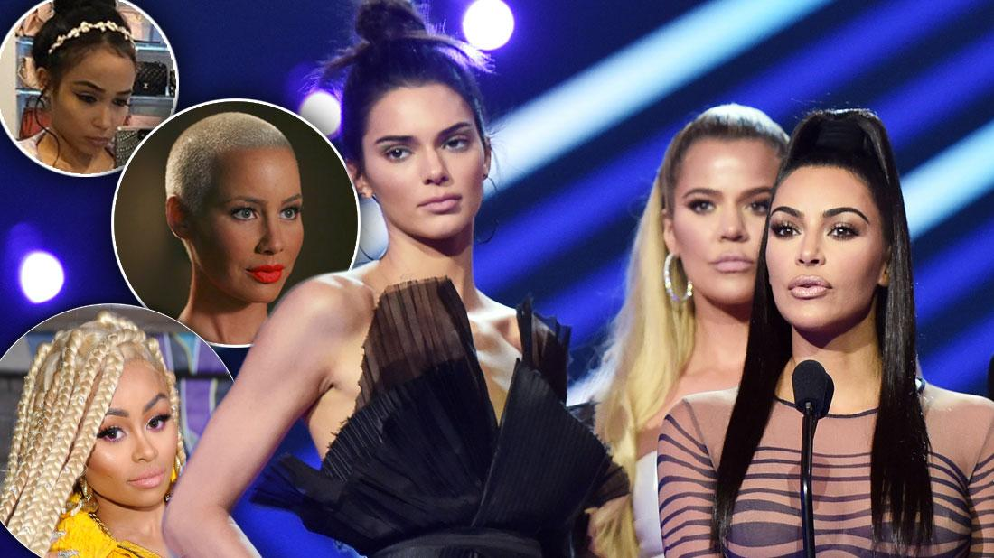 Kardashian/Jenner Takeover! Times The Clan Was Accused Of Stealing Other People's Men