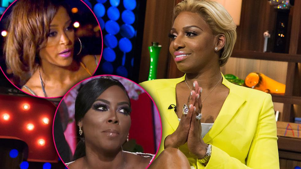 NeNe Leakes 'Watch What Happens Live'