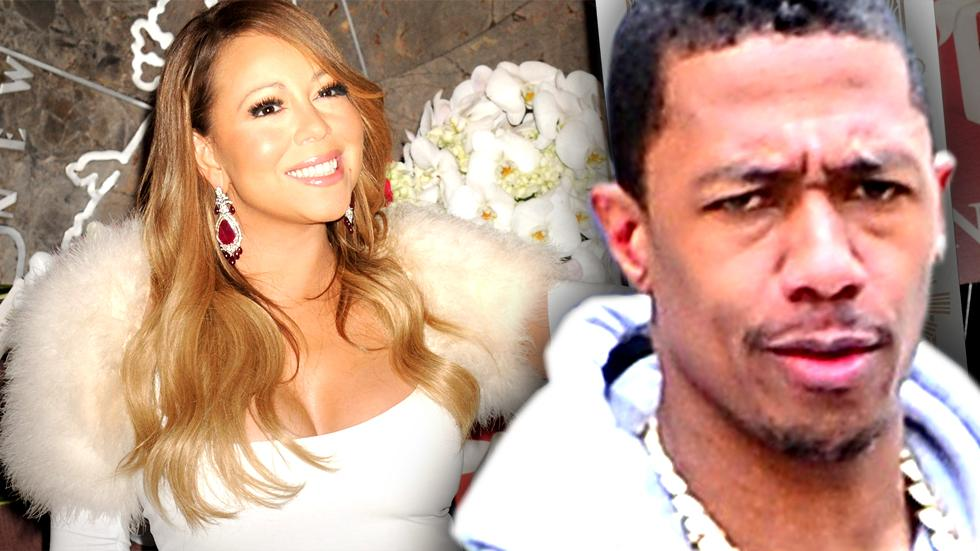 //nick cannon family urge leave mariah carey diva antics pp sl
