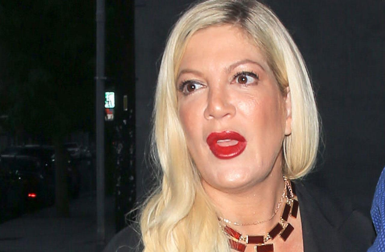 Tori Spelling Responds Trolls Called Kids Fat