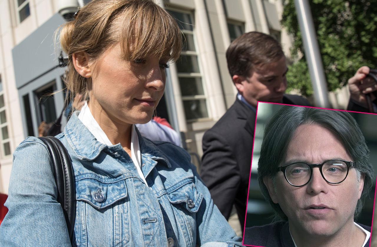 NXIVM Sex Cult Leaders Keith Raniere Allison Mack Trial