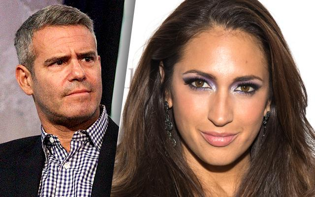 Amber Marchese Fights Andy Cohen