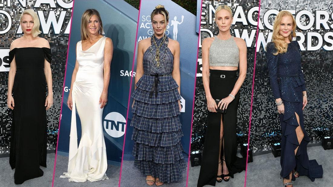 SAG Awards 2020: See The Biggest Stars Arrive On The Red Carpet