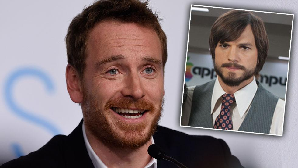 Michael Fassbender Slams Ashton Kutcher Steve Jobs Movie
