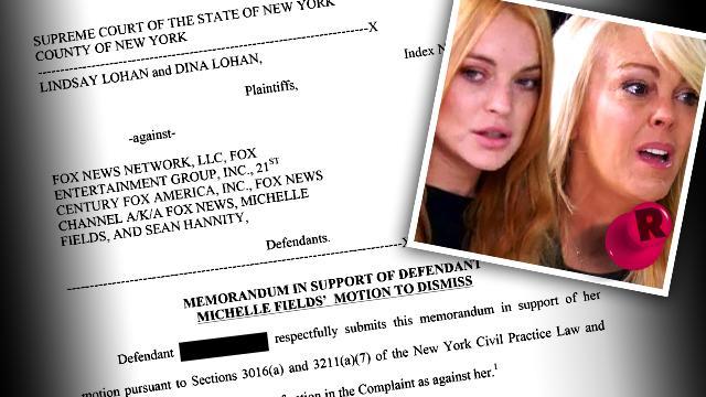 Lindsay Lohan Dina Lohan Cocaine Abuse Lawsuit