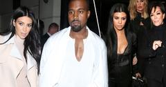 Kim Kardashian Godparents Saint