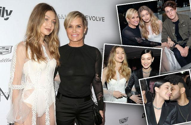 //yolanda foster divorce name change gigi hadid fashion awards pp