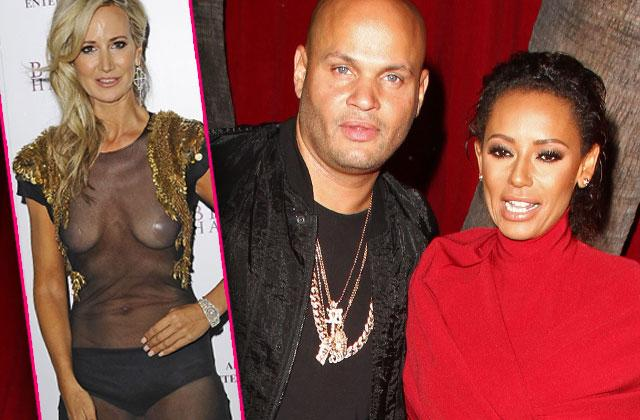 Stephen Belafonte Mel B Divorce Threesome Firearms Updates