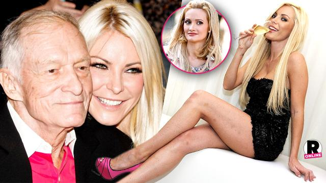 Holly Madison Hugh Hefner Wife Crystal Stripper
