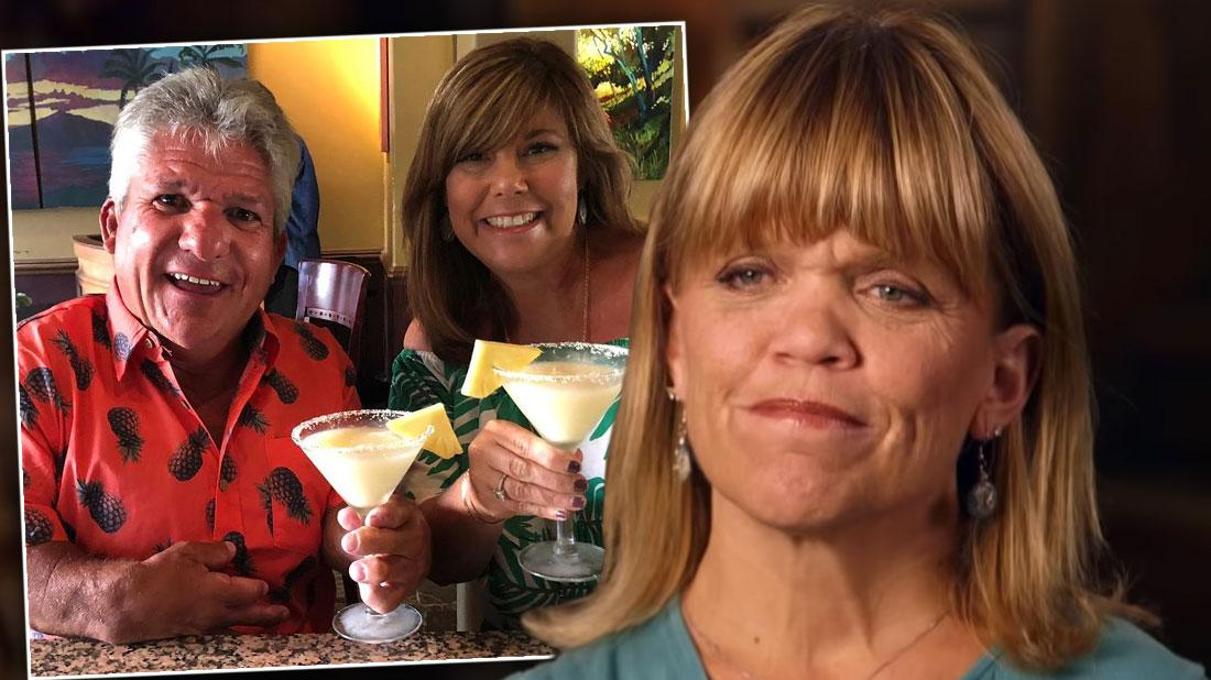 Amy Roloff Claims Ex Matt Cheated With Girlfriend Caryn Before Split